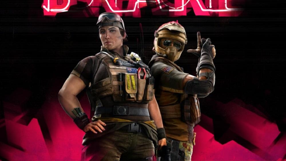 Rainbow Six Siege officially reveals Operation: Burnt Horizon, including operators Gridlock and Mozzie screenshot