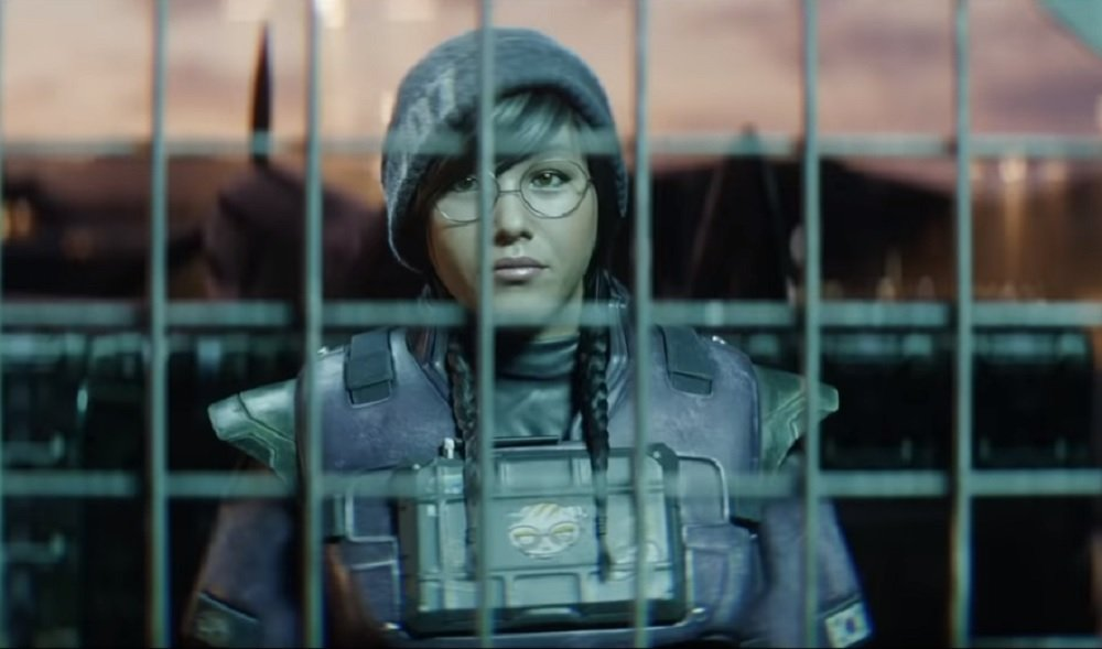 New Rainbow Six Siege animated short looks at Dokkaebi's frustrations with the old-school screenshot