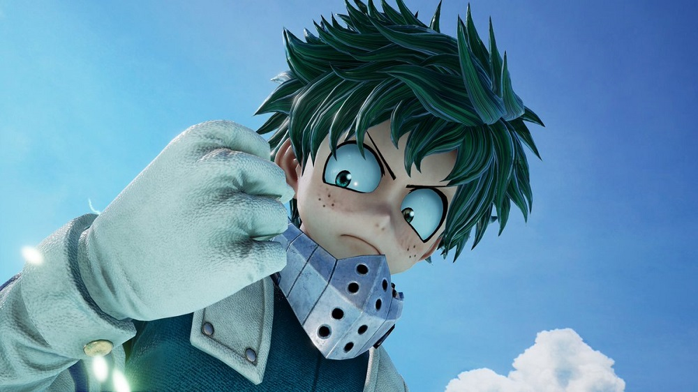 Jump Force will be getting its first DLC content in May screenshot