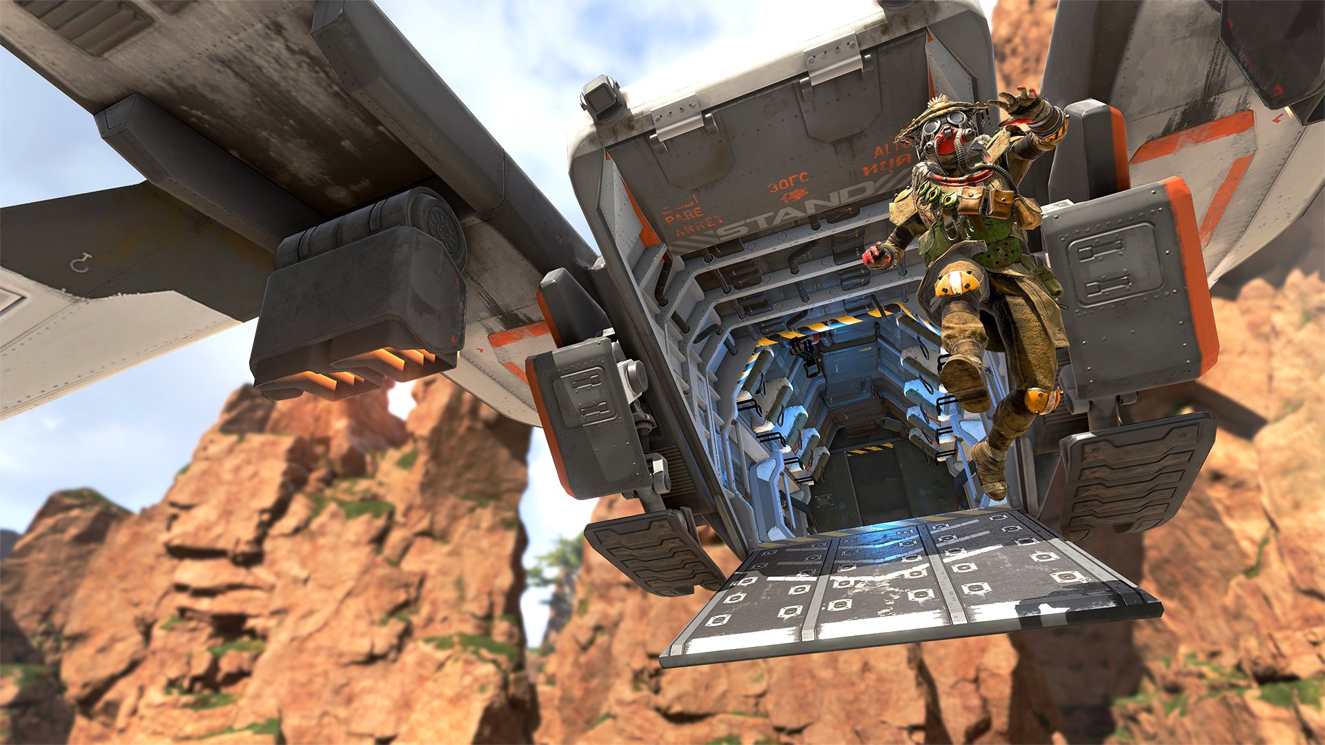 Apex Legends' second major patch mostly deals with bugs and crashes screenshot