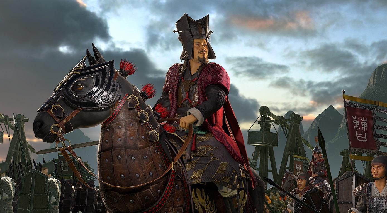 Total War: Three Kingdoms' 'records' mode looks more traditional screenshot