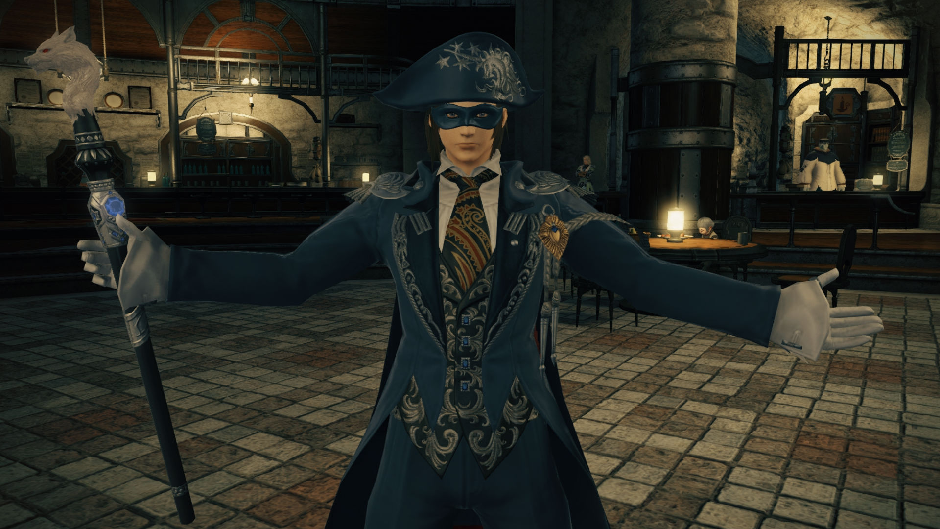 Final Fantasy XIV boss talks how Blue Mage experiment went over and
