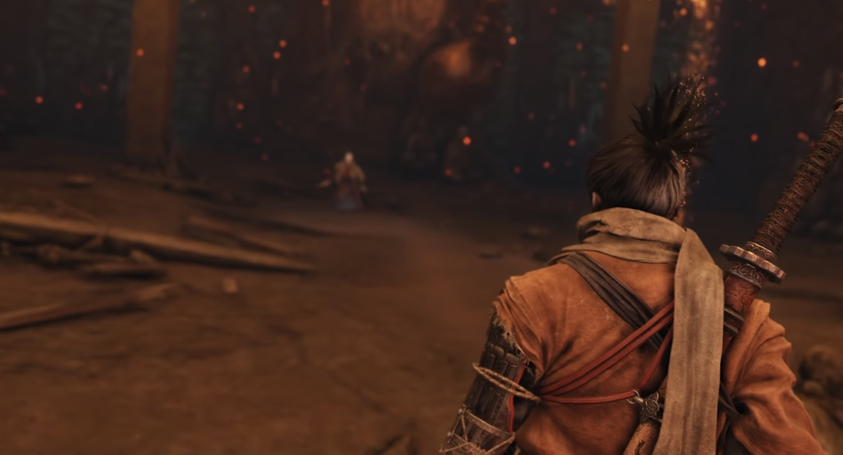 Yep, Sekiro: Shadows Die Twice still looks rad screenshot