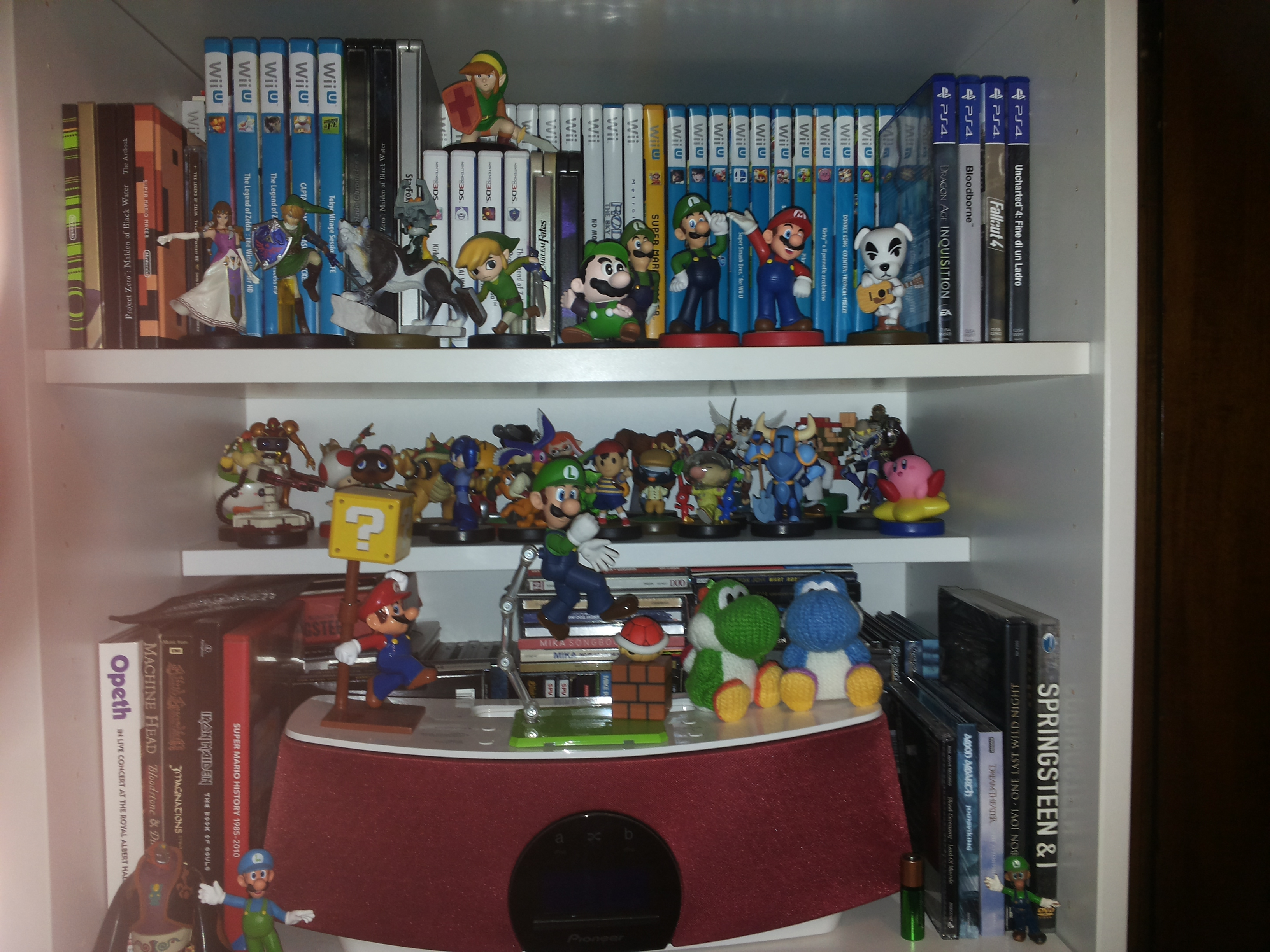 A Small Piece of My Game Collection