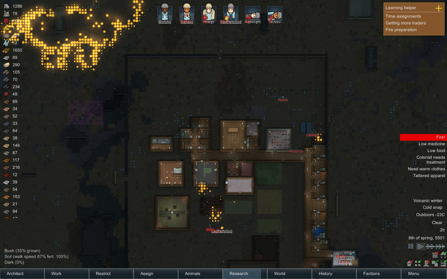 Community Blog by absolutfreak // Tales from the RimWorld Episode 4
