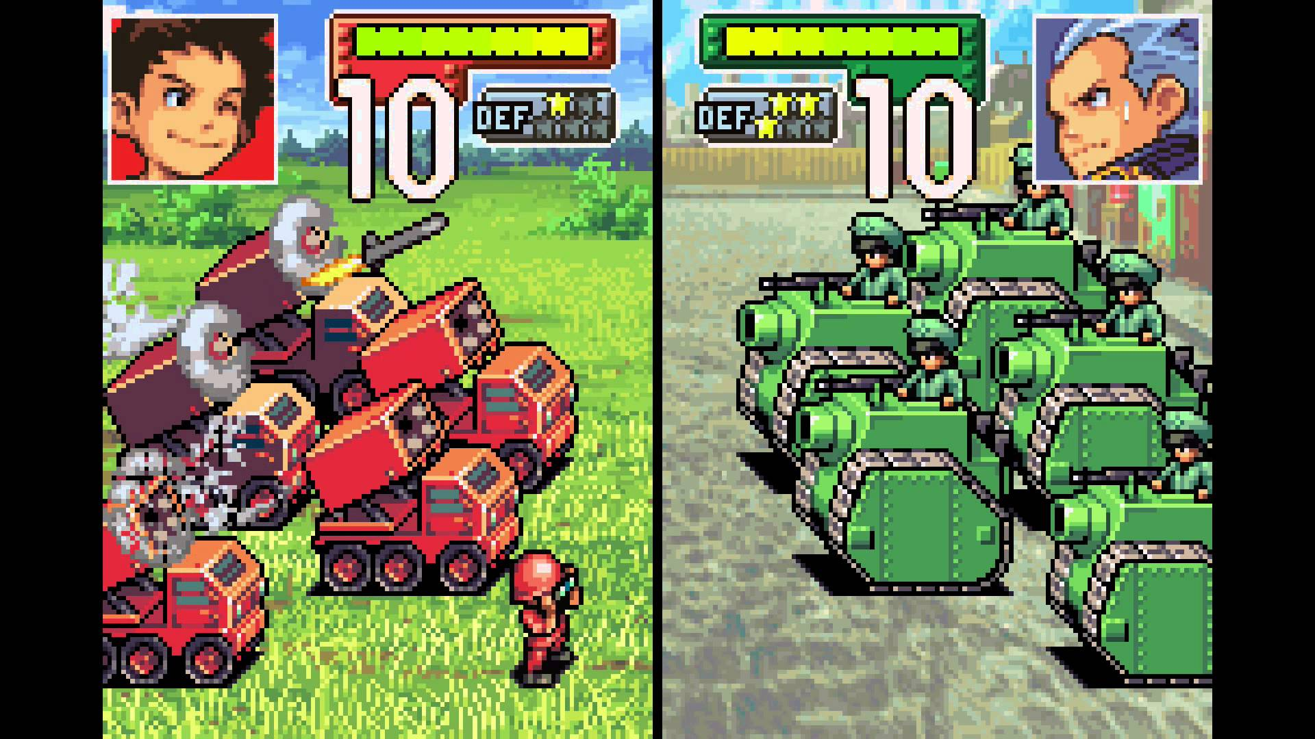 Where The Hell Is Advance Wars