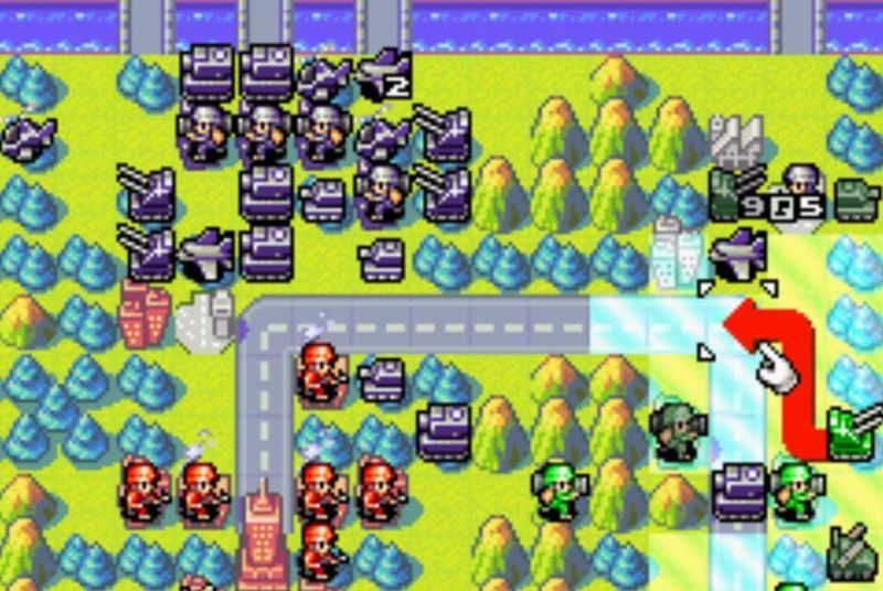 "If a series doesn't deserve to ""live"" then we wouldn't be upset when it  stops. These are the main reasons we want some new Advance Wars games."