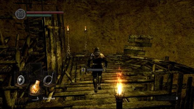 Community Blog by taterchimp // Dark Souls: Belmont Run 1