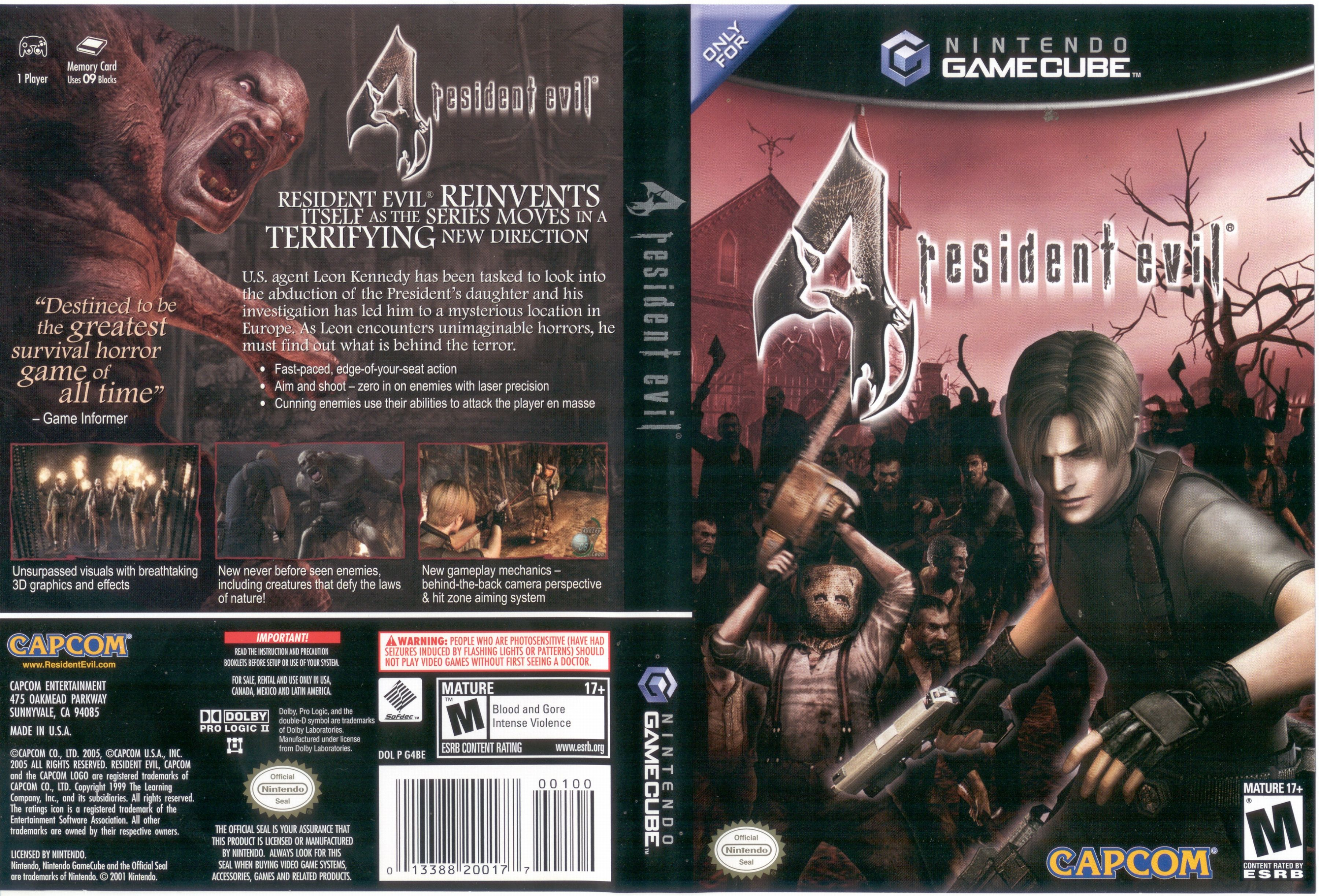 Download Game Resident Evil 4 Pc Full Rip Games - livinvs