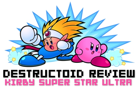 Destructoid review kirby super star ultra publicscrutiny Image collections