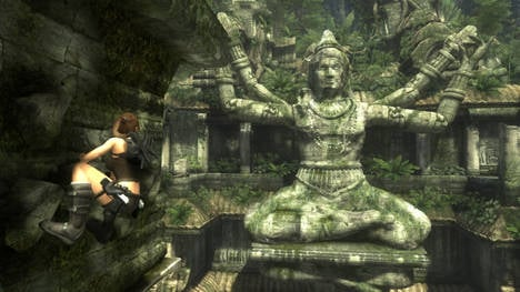 Destructoid Review Tomb Raider Underworld
