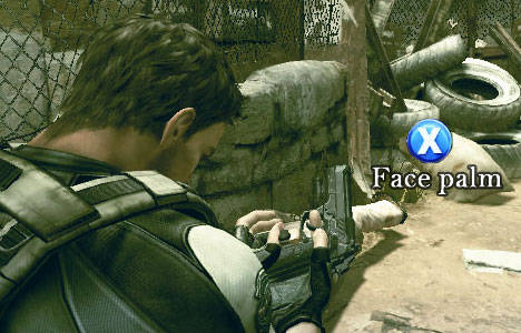 Resident Evil 5 Split Screen Co Op Demo Reinforces Need To Buy Two Copies