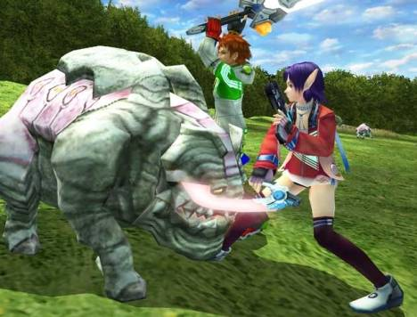 Phantasy Star Universe 468x