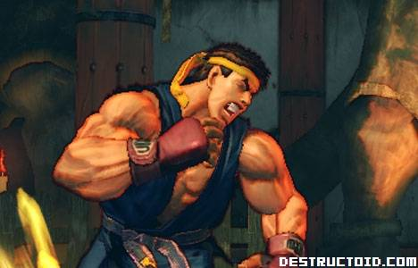 Street Fighter IV: The Faces of Pain, Part II
