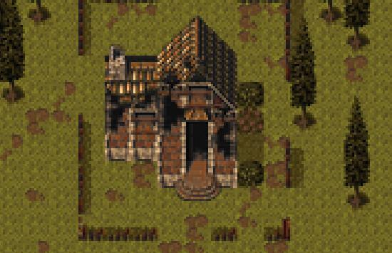 Final Fantasy VI cottage