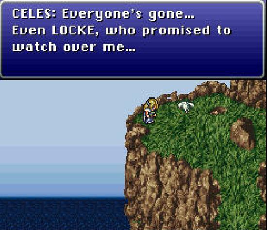Final Fantasy VI suicide