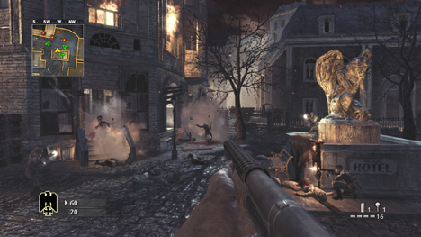 New maps announced for Call of Duty: World at War
