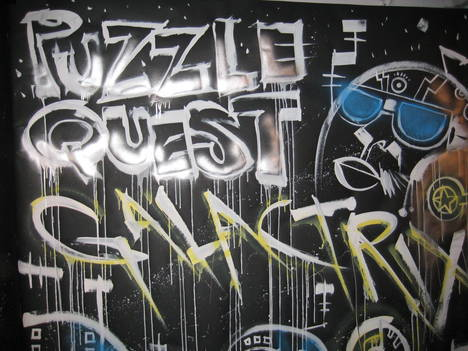 Puzzle Quest Wall