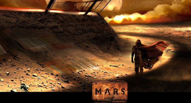 New Xbox One Indie Games : Sci fi rpg mars coming to ps and pc sounds promising