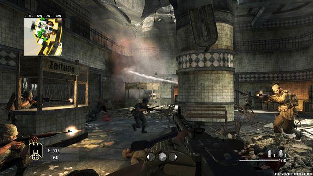 Impressions: Call of Duty: World at War DLC