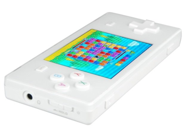Little Gba Micro Looking Emulator Does It All