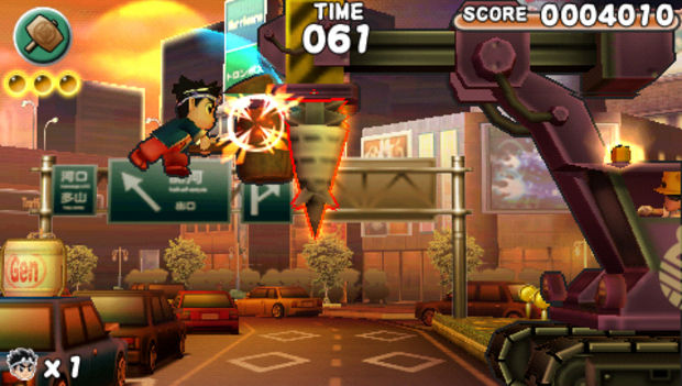 Hammerin Hero full game free pc, download, play Hammerin
