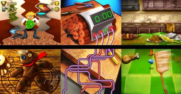 101 in 1 Explosive Megamix Wii New 101-in-1 Explosive Megamix