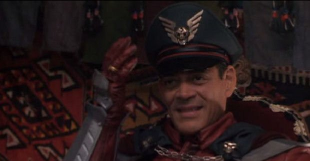 M Bison Street Fighter Movie   For you  the day M  Bison