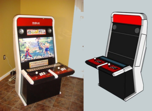 PDF DIY Build Your Own Arcade Cabinet Plans Download build your own ...