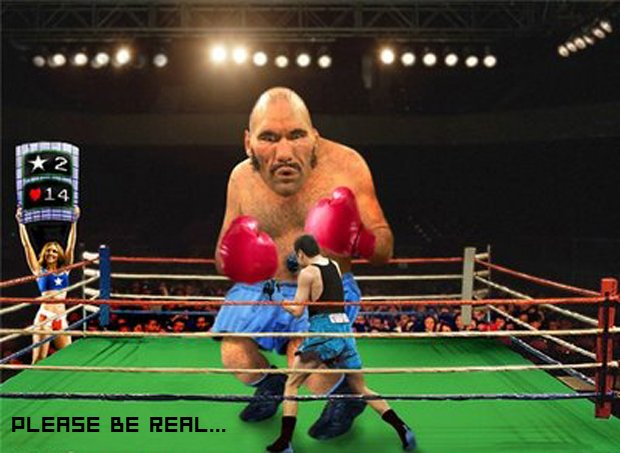 Mike Tyson Punch Out Wii : New punch out wii info hints a modes helmets