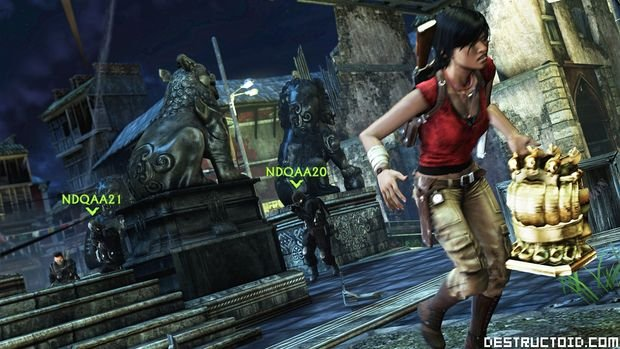 Uncharted 2 Multiplayer