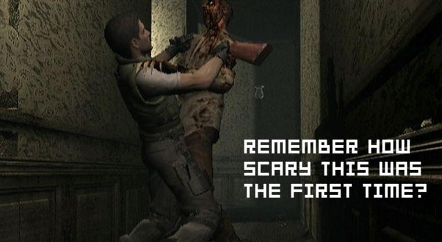 Funny Resident Evil. Resident Evil: Archives