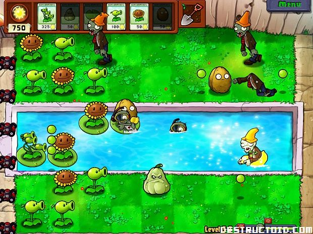 Destructoid review: Plants vs  Zombies