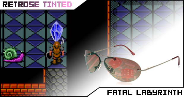 RetRose Tinted: Fatal Labyrinth photo