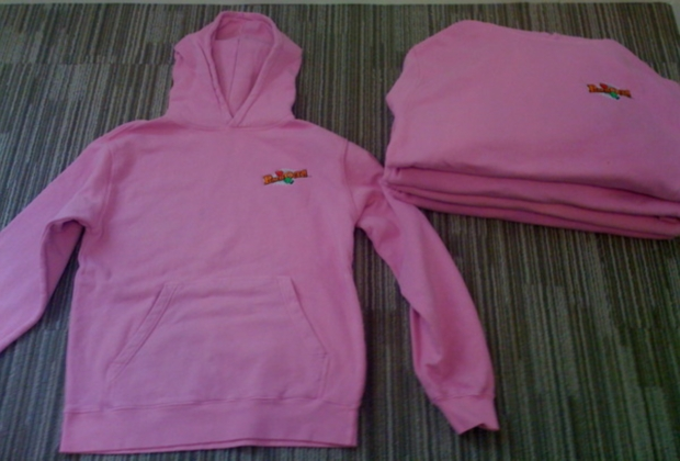 Pink Punch Out Hoodie Leaves Me Wordless Well Not Quite