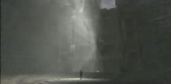 Shadow of the Colossus final stage