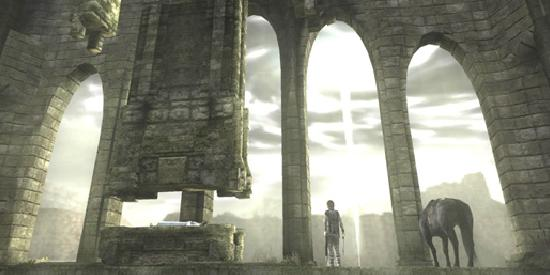 Shadow of the Colossus tomb