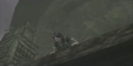 Shadow of the Colossus Wander all alone