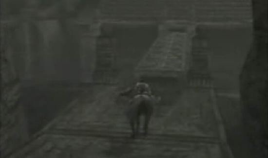 Shadow of the Colossus bridge