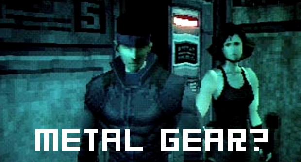 psx metal gear solid
