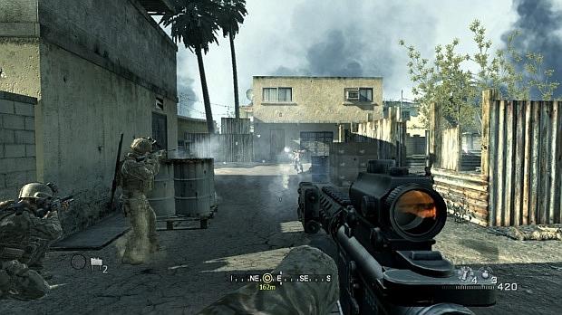 confirmed cod4s multiplayer is popular has grenades