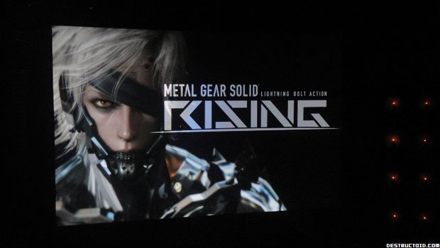 E3 09: Kojima bringing Metal Gear to 360 (Update) photo