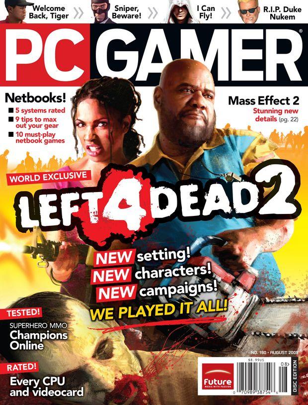 E3 09: Left 4 Dead 2 teaser trailer, new characters revealed