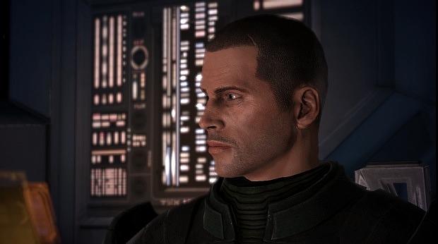 E3 09: Commander Shepard Not Exactly Dead