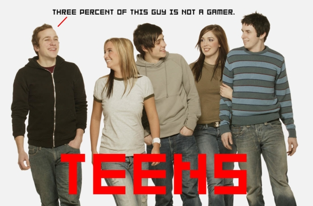 Teen Center And Videogames 45