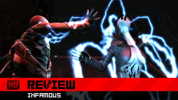 Review: inFAMOUS photo