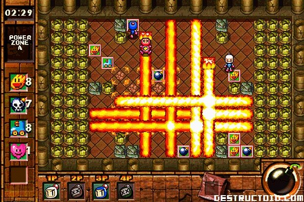 Bomberman Touch 2: Volcano Party hits iPhones this week photo