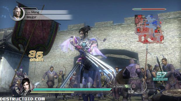скачать игру Dynasty Warriors 6 - фото 6