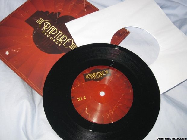 Have A Listen To What S On This Bioshock 2 Vinyl
