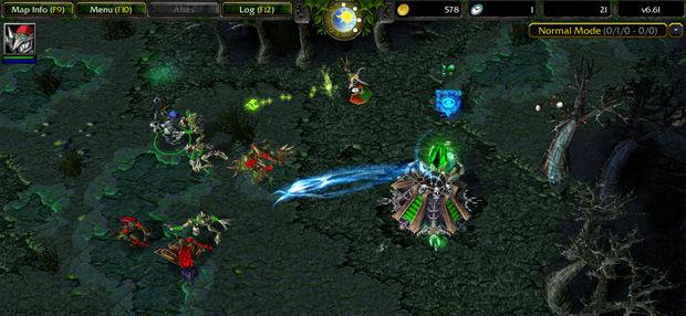 Venturing Into The Insane World Of Warcraft Iii Mods